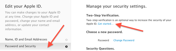 How to Enable Two Step Verification