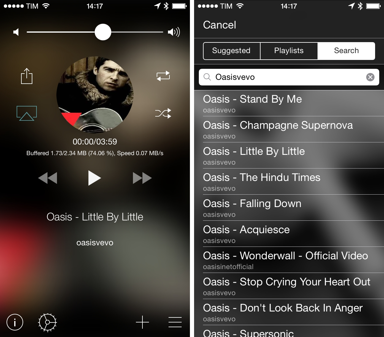 Tuner For Iphone Turns Youtube Into A Music Player