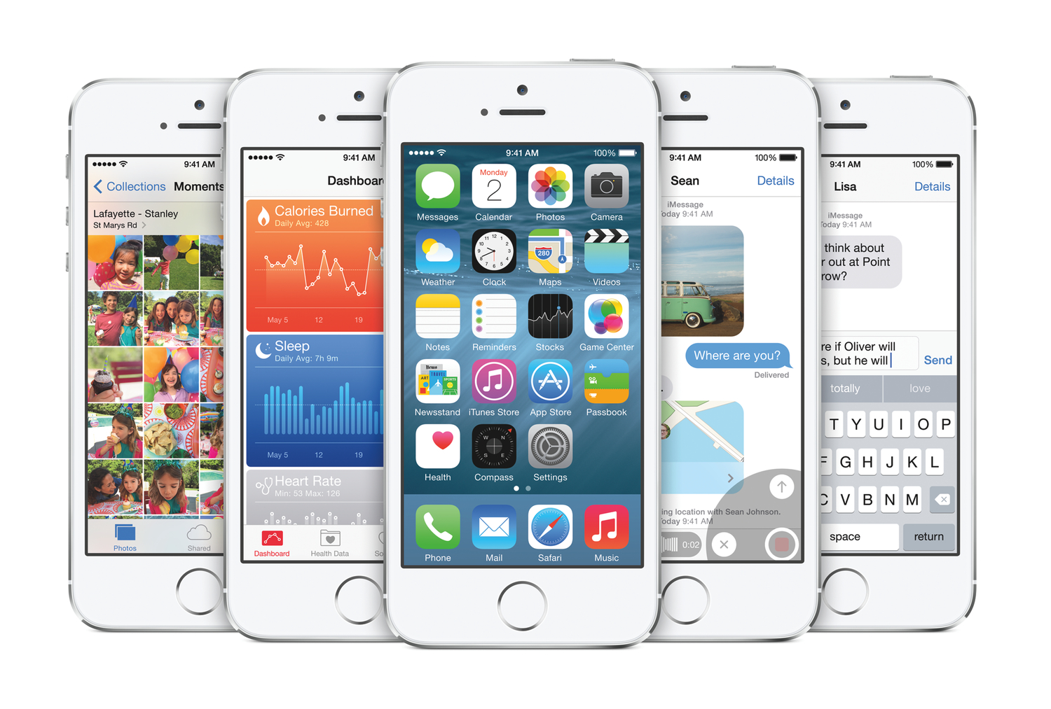 Apple releases iOS 8, now available for iPhone, iPad, and iPod touch!