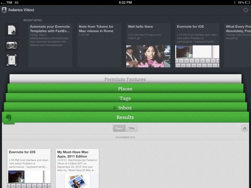 Evernote 5